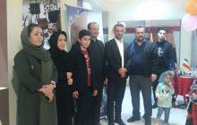 بازدید رحمت اله نوروزی از دوازدهمین نمایشگاه صنعت گردشگری کشور